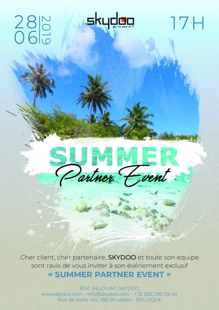 Summer Partner Event 2019